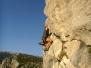 Paklenica climbing 2016