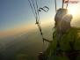 sunrise flight Schneeberg