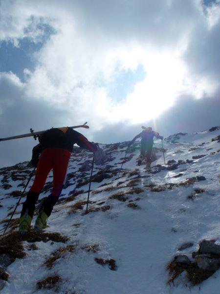 Abschlusstour Schneeberg 2011!