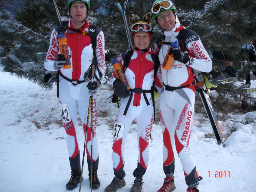 ASTC Gesamtwertung 2011