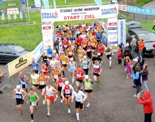 Sieg beim Ötscher Mountain Run 2011
