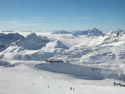 Top Bedingungen am Mölltaler Gletscher!