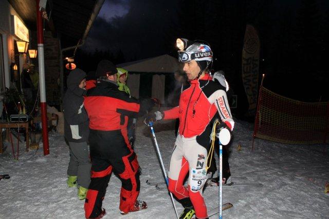 Rekordzeiten beim 3. Kampsteinlauf 2012!