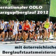 Stockerlplatz bei der Berglauf ÖMS 2012!