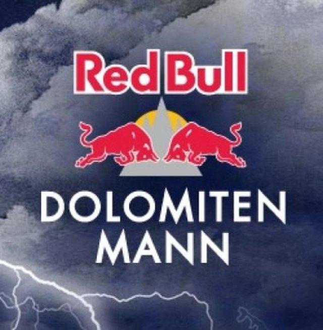 Hoppalas beim Dolomitenmann 2012!