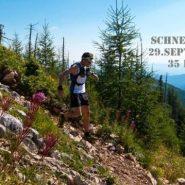 2. Geamtrang beim Schneeberg Trail 2012!