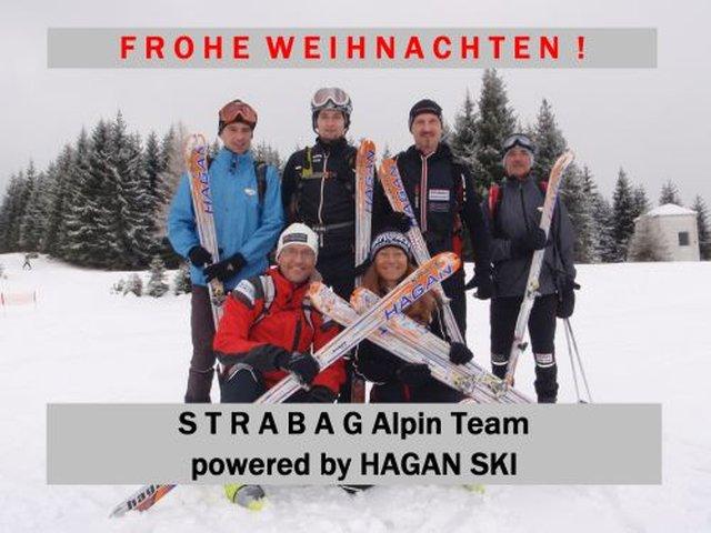 Frohe Weihnachten 2012!