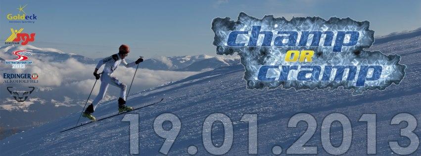 ÖMS- Champ or Cramp 2013!