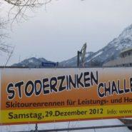 Jahresabschluß bei der Stoderzinken Challenge 2012!