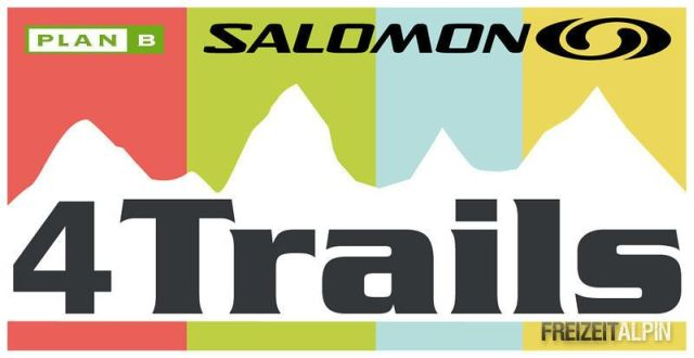Salomon 4 Trails 2013- Tag 1!
