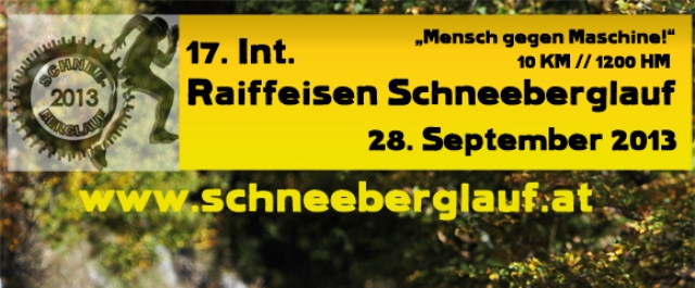 """""""Mensch gegen Maschine"""" am 28.9.2013!"""