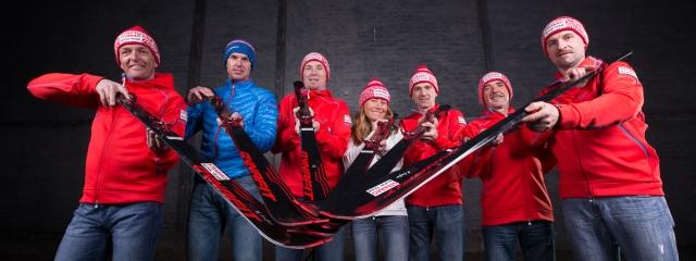 Team Fotoshooting 2014!
