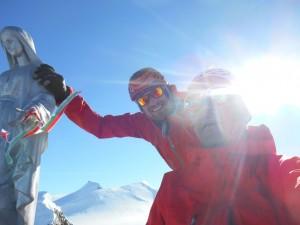 der 3. Gipfel...