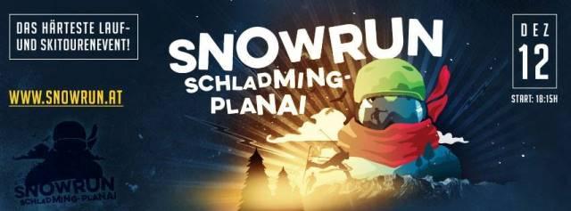 1. snowrun Planai 2014!