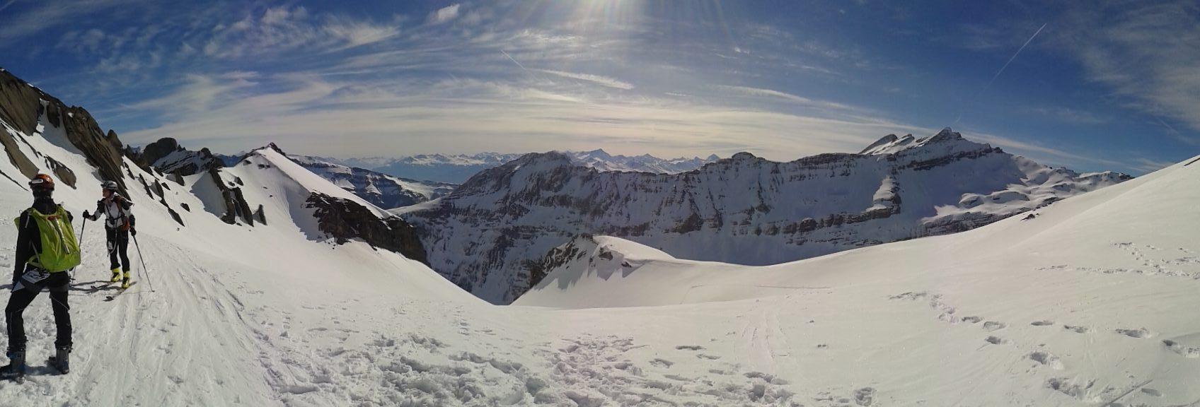 schon sehr lässige Berge in der Schweiz!