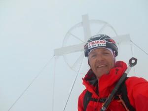 Vertainspitze Gipfel...