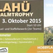 Sieg bei 3. LAHÜ Trophy 2015!