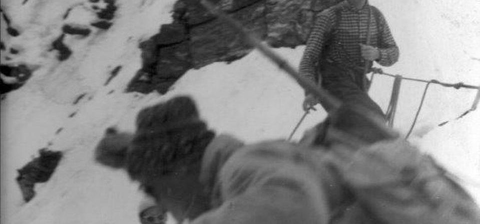 Ein Achter in der Pallavicini Rinne 1961!