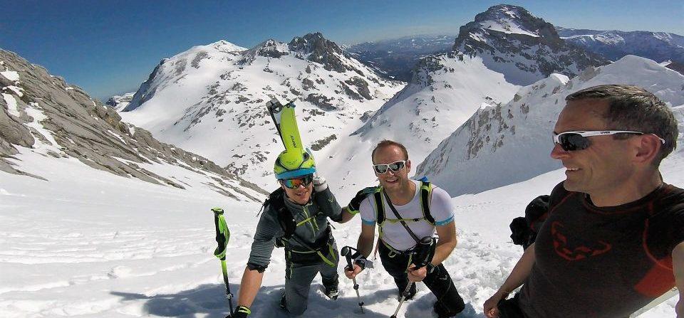 Steilrinnen im Toten Gebirge 2019!