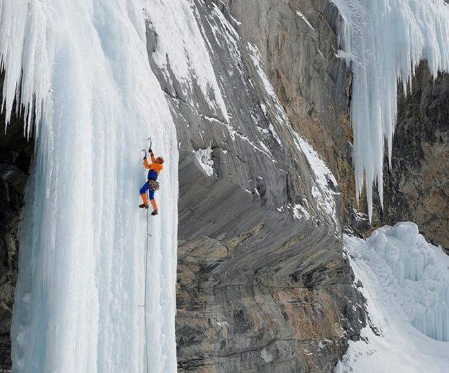 Canadian Rockies Ice Climbing 2020!